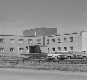 New Providence Hospital/Fort St. John General Hospital. Courtesy of the Fort St. John North Peace Museum